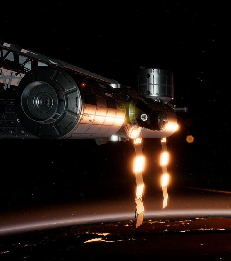 ISS RESCUE - Un voyage à 408 kilomètres de la Terre