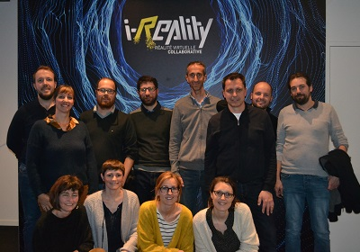 Team Building Réalité Virtuelle Paris Saint Quentin en Yvelines