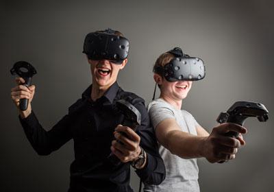 enterrement vie de garçon réalité virtuelle Paris Saint Quentin en Yvelines