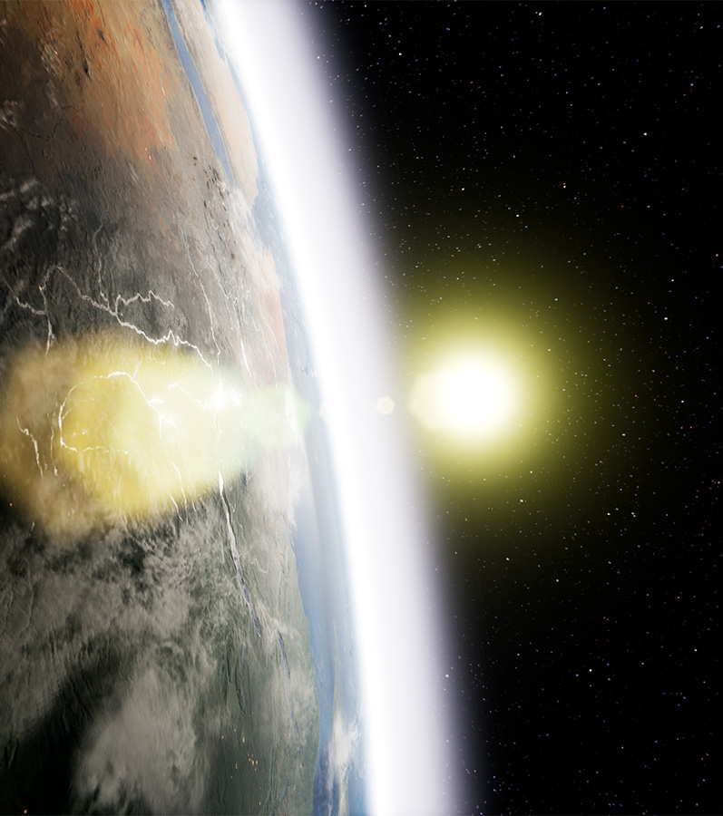 ISS Rescue - Des visuels à couper le souffle