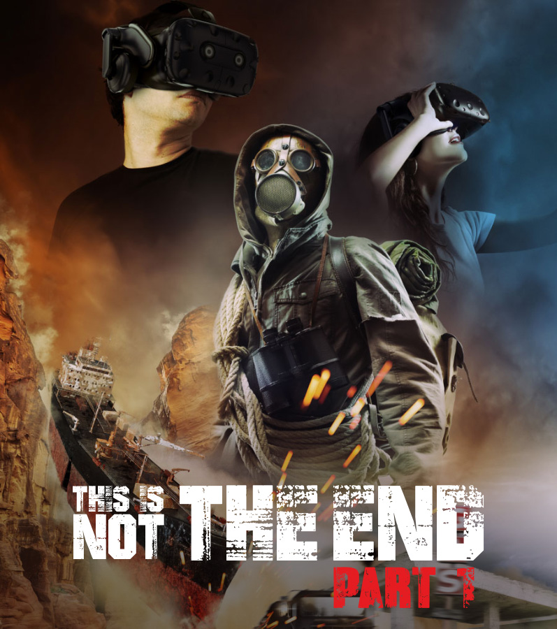 THIS IS NOT THE END 1 - Un road movie post-apocalyptique